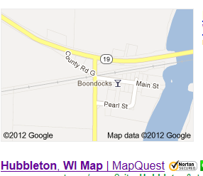 hubbleton map