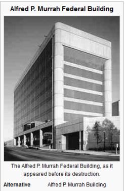 alfred murrah building oklahoma