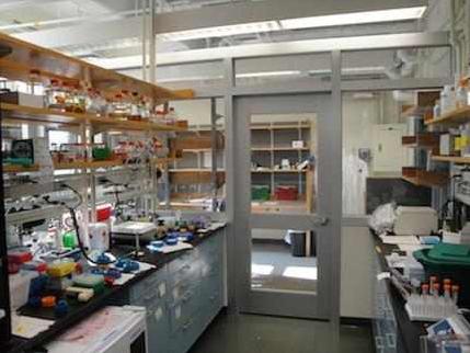 harvard chemistry lab