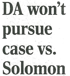 solomon - news 1