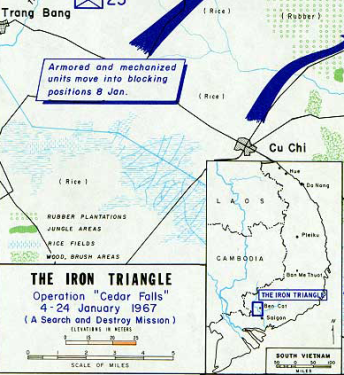iron triangle     trang bang