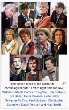 dr.who actors