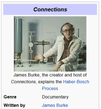 james burke  connections