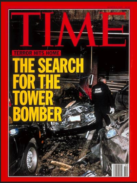 time bomb year 1993  world trade center