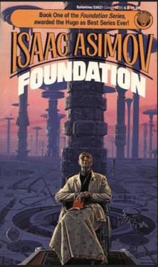 asimov foundation good