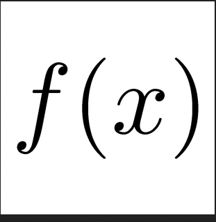 function symbol