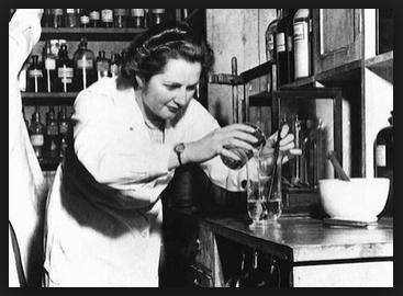 margaret thatcher chemist