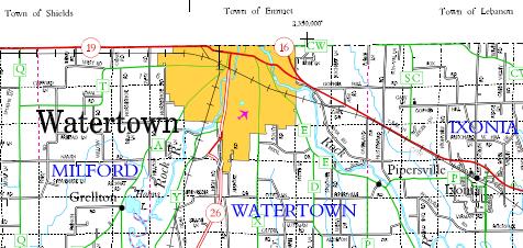 watertown ixonia