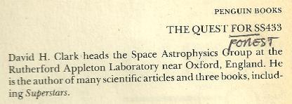 ss433 - clark astronomy