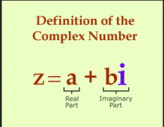 complex number  zbi