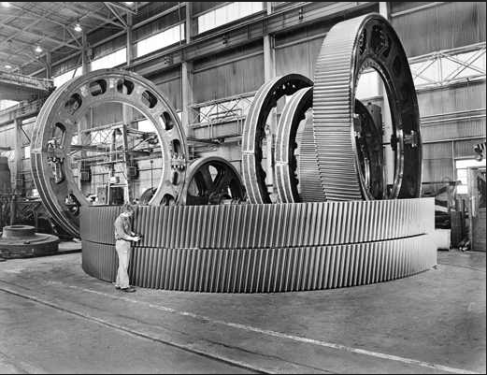 falk iron gears