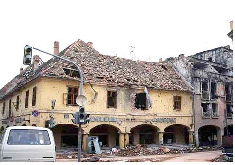 croatia   1991    battle of vukora