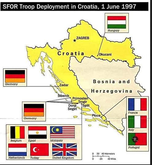 serb croatia war yugoslavia balkan